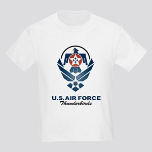 USAF Thunderbird Kids Light T-Shirt