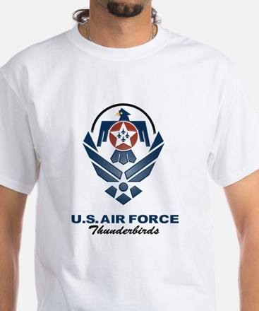 USAF Thunderbird White T-Shirt