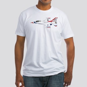THUNDERBIRDS! Fitted T-Shirt