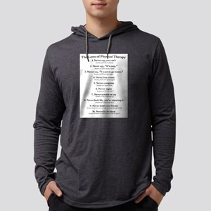 Laws of P.T. Long Sleeve T-Shirt