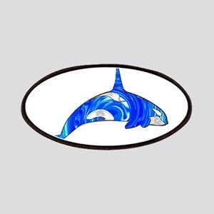 THE CARIBBEAN ORCA Patch