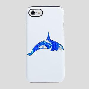 THE CARIBBEAN ORCA iPhone 8/7 Tough Case