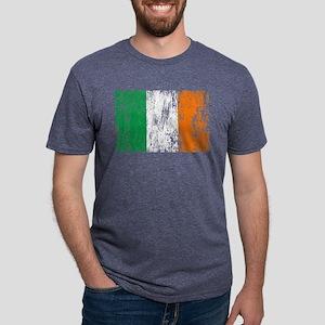 Irish Flag Pattys Drinking T-Shirt