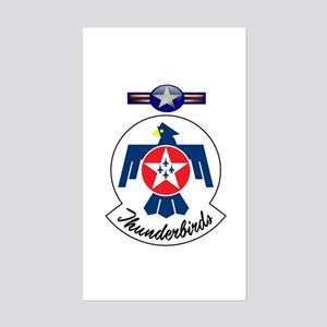 THUNDERBIRDS! Sticker (Rectangle)