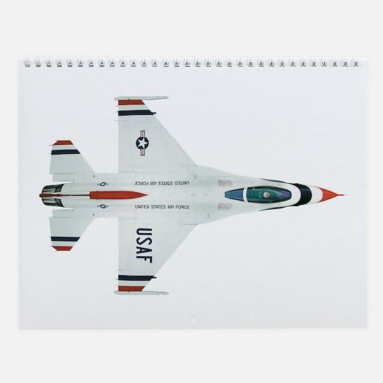 Usaf Thunderbird Wall Calendar