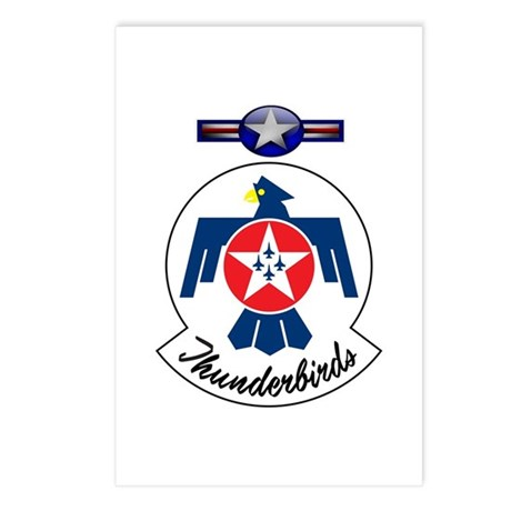 THUNDERBIRDS! Postcards (Package of 8)