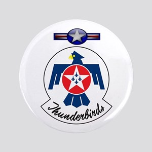 "THUNDERBIRDS! 3.5"" Button"