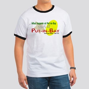 What happens at Put-in-Bay - T-Shirt