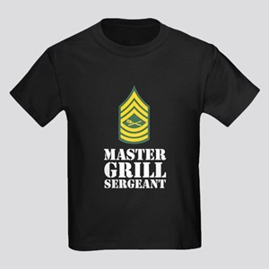 Master Grill Sergeant T-Shirt