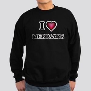 I Love Medicare Sweatshirt