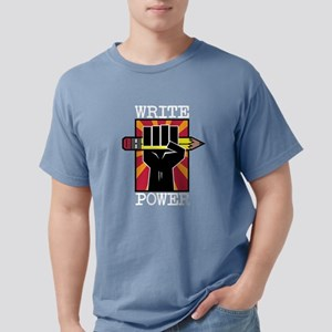 Write Power Women's Dark T-Shirt