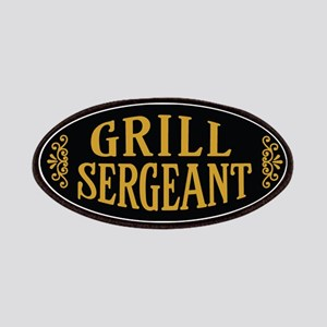 Grill Sergeant Patch