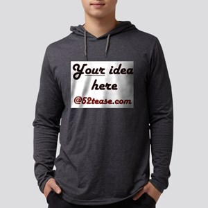 Personalized/Customized Long Sleeve T-Shirt