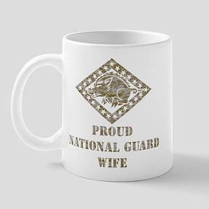 ARKANSAS NATIONAL GUARD 3 Mug