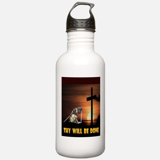 TEMPLAR Water Bottle