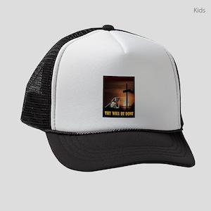 TEMPLAR Kids Trucker hat