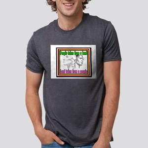 Black American Native American T-Shirt
