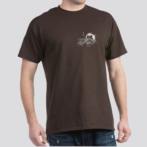 Unseeing Eye Man Dark T-Shirt