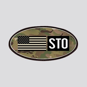 U.S. Air Force: STO (Camo) Patch