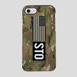U.S. Air Force: STO (Camo) iPhone 8/7 Tough Case
