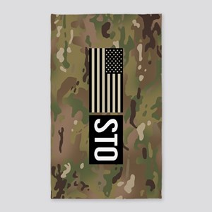 U.S. Air Force: STO (Camo) Area Rug