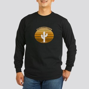 Albequerque, New Mexico Long Sleeve Dark T-Shirt