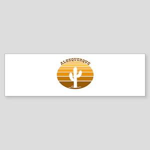 Albequerque, New Mexico Bumper Sticker