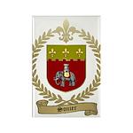 SONIER Family Crest Rectangle Magnet (10 pack)