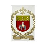 SONIER Family Crest Rectangle Magnet