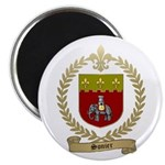 SONIER Family Crest Magnet