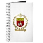 SONIER Family Crest Journal