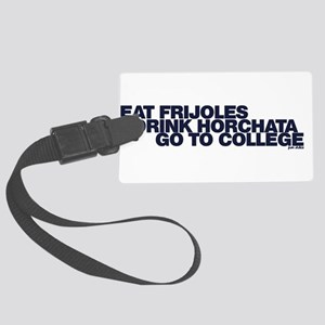 Go to College4 Luggage Tag