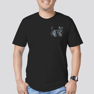 Scottish Terrier Attitude T-Shirt