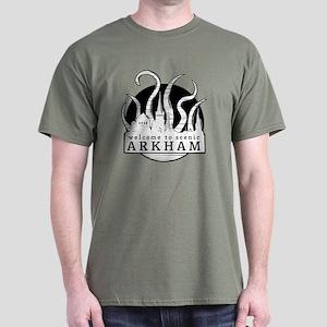 Scenic Arkham Dark T-Shirt