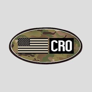 U.S. Air Force: CRO (Camo) Patch
