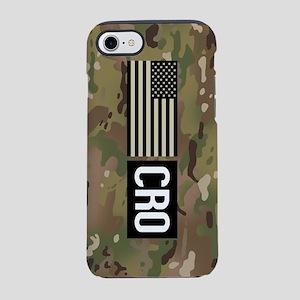 U.S. Air Force: CRO (Camo) iPhone 8/7 Tough Case