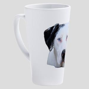 Catahoula Hound 17 oz Latte Mug