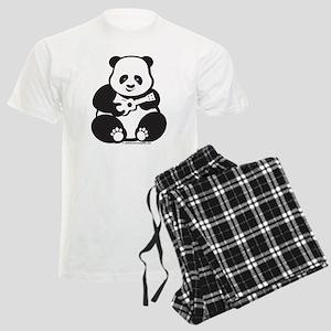Ukulele Panda Solo Pajamas