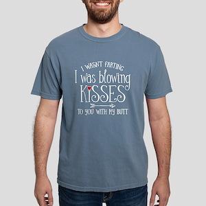 Fart Kiss Mens Comfort Colors Shirt