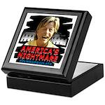 Billary America's Nightmare Keepsake Box
