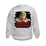 Billary America's Nightmare Kids Sweatshirt