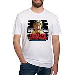 Billary America's Nightmare Fitted T-Shirt