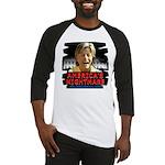 Billary America's Nightmare Baseball Jersey
