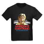 Billary America's Nightmare Kids Dark T-Shirt