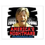 Billary America's Nightmare Small Poster