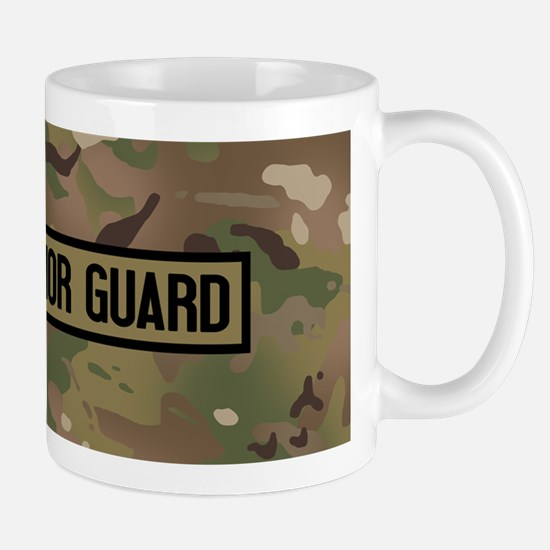 Military: Honor Guard (Camo) Mug