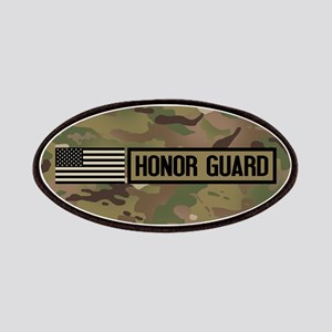 Military: Honor Guard (Camo) Patch