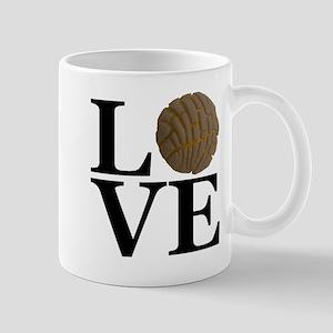 LOVE Concha De Canela 11 oz Ceramic Mug