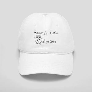 Mommy's Valentine (girl) Cap