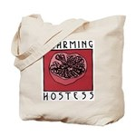 CHARMING HOSTESS Tote Bag